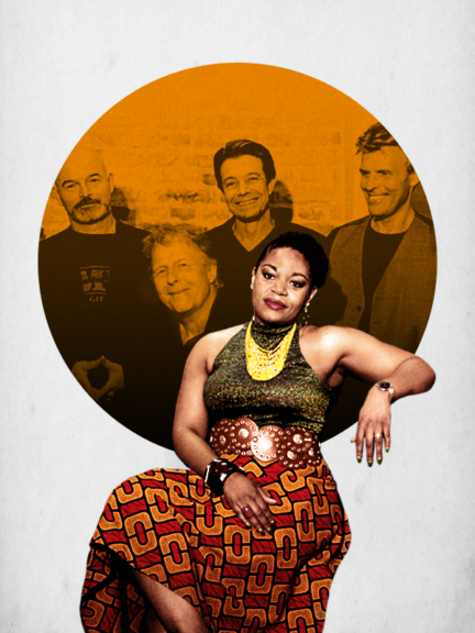 MIRIAM MANDIPIRA & THE SOUL FAMILY